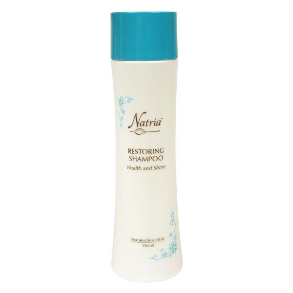 Восстанавливающий шампунь для волос Natria