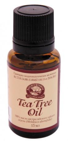 Масло косметическое «Чайное дерево» от НСП